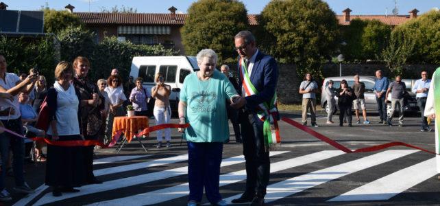 Inaugurazione Polo di Treviolo: le foto e i biglietti estratti della sottoscrizione a premi