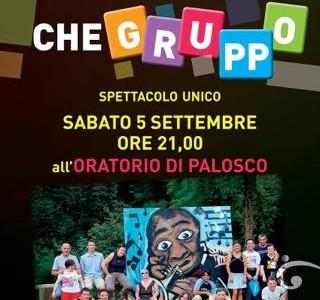 """Il """"Che Gruppo"""" va in scena all'oratorio di Palosco"""