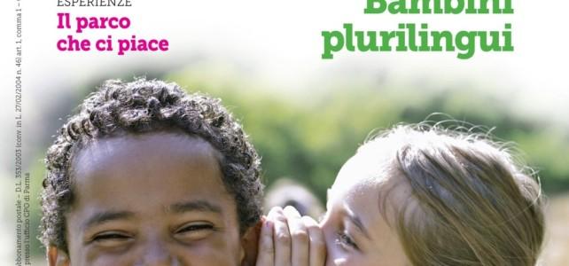 """La scuola e il nido di Palosco in prima pagina su """"Bambini"""""""