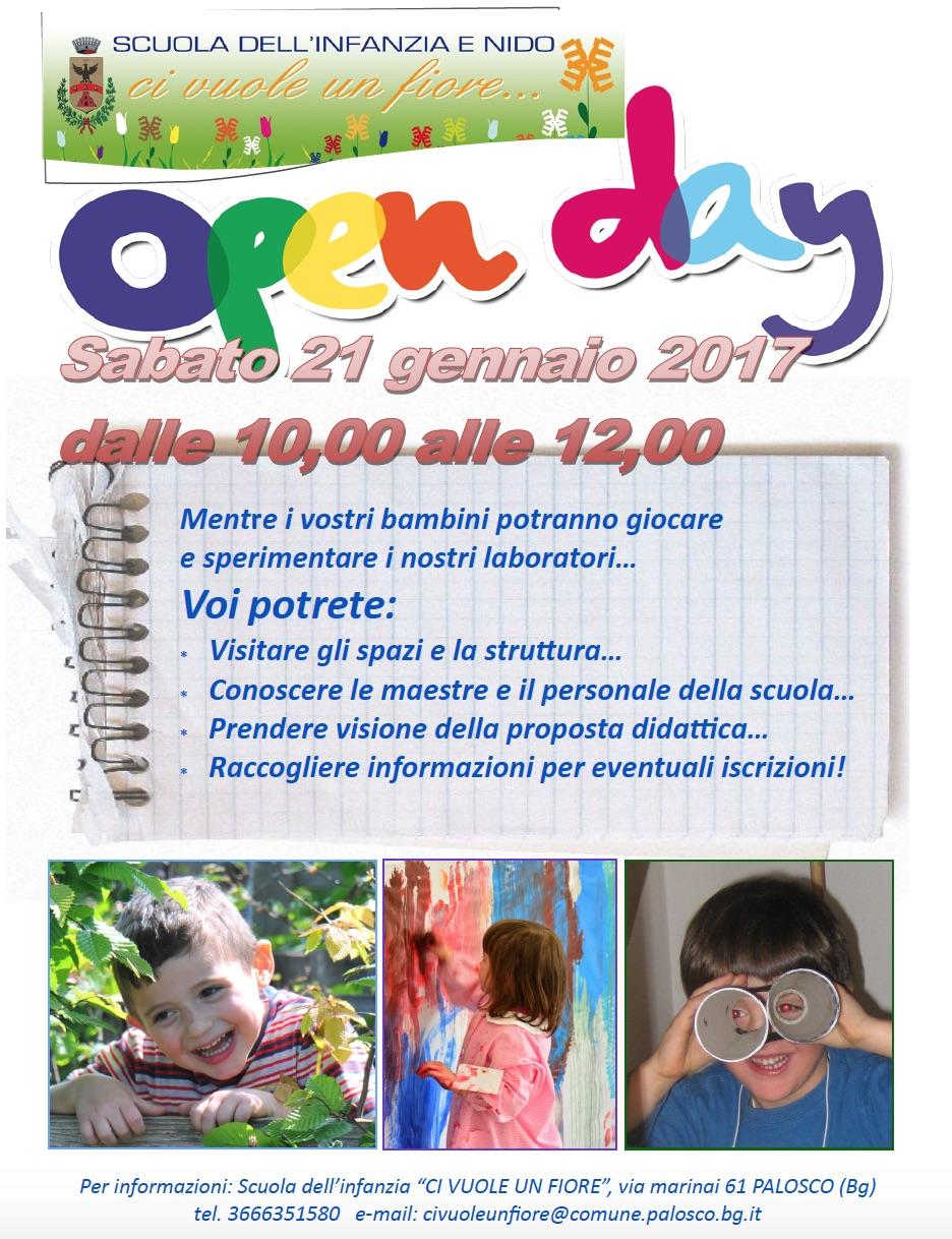 Open day Palosco 2017