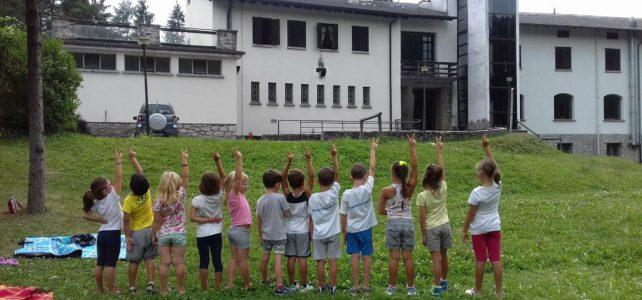 Vacanza da grandi. I bambini nella natura dell'alta Valle Seriana