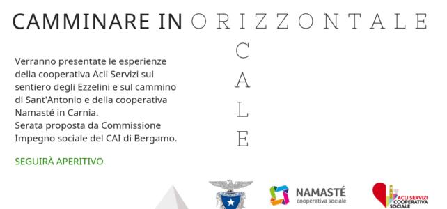 Namasté Sprint presenta il viaggio in Carnia. 30 novembre al Palamonti