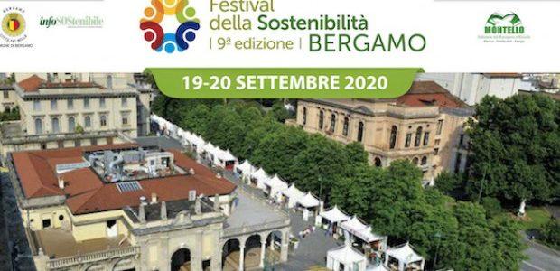 Siamo al Festival della Sostenibilità. 19-20 settembre