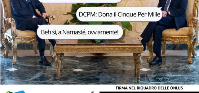 Nuovo DCPM – Dona il Cinque Per Mille