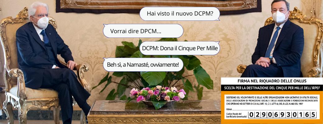 DCPM - Dona il Cinque Per Mille