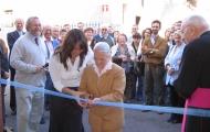 inaugurazione cdi treviolo 2005